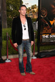Jonathan Rhys Meyers. Arriving at the Soloist Premiere at Paramount Studios in Los Angeles,  California on April 20, 2009 Royalty Free Stock Image