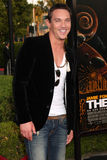 Jonathan Rhys Meyers. Arriving at the Soloist Premiere at Paramount Studios in Los Angeles,  California on April 20, 2009 Royalty Free Stock Photos