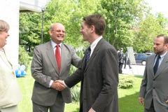 Jonathan Scheele and Radu Florescu Royalty Free Stock Image