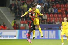 Jonathan Tah Bayer Leverkusen Zdjęcie Royalty Free