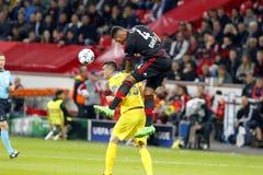 Jonathan Tah Bayer Leverkusen Stock Photography