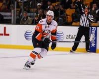 Jonathan Tavares #91, New York Islanders arkivfoton