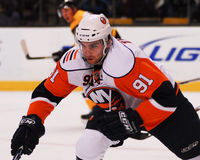 Jonathan Tavares New York Islanders Royalty Free Stock Images