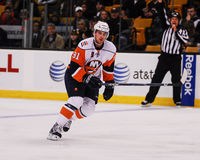 Jonathan Tavares #91, New York Islanders. New York Islanders center Jonathan Tavares #91 stock photos