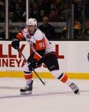 Jonathan Tavares #91, New York Islanders. New York Islanders superstar Jonathan Tavares #91 royalty free stock photography