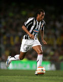 Jonathan Zebina of Juventus Royalty Free Stock Photo
