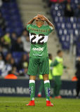 Jonathas de Jesus of Elche CF Stock Photos