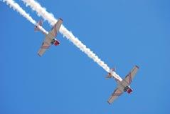 Jones Beach Air Show Royalty Free Stock Photography