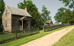 Jones kancelaria prawna - Appomattox Dworski dom Zdjęcie Stock