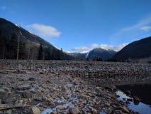 Jones Lake, Britisch-Columbia stockfoto