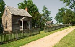 Jones Law Office - Camera di corte di Appomattox fotografia stock