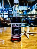 Jones sodavatten arkivfoto