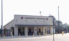 Jonesboro Huragan Fotografia Stock