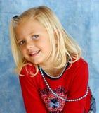 Jong en gelukkig Royalty-vrije Stock Fotografie