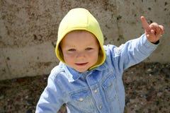 Jong geitje I Royalty-vrije Stock Afbeeldingen
