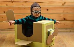 Jong geitje, proefschool, innovatie royalty-vrije stock afbeelding