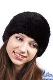 Jong glimlachend meisje Royalty-vrije Stock Fotografie
