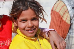 Jong jong geitjeportret Stock Foto