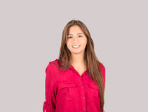 Jong Latijns Meisje Stock Foto's