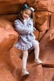 Jong Latino meisje Royalty-vrije Stock Foto