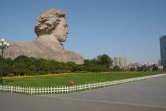 Jong Mao-standbeeld Stock Afbeeldingen