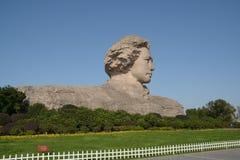 Jong Mao-standbeeld Royalty-vrije Stock Foto's