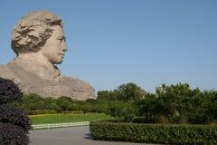 Jong Mao-standbeeld Stock Fotografie