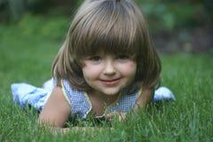Jong meisje Royalty-vrije Stock Fotografie