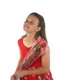 Jong meisje 15 Royalty-vrije Stock Foto's