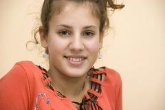 Jong meisje royalty-vrije stock afbeelding