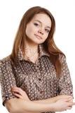 Jong meisje Stock Afbeelding
