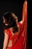 Jong Meisje van India stock fotografie