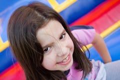 Jong meisjesportret Stock Foto's