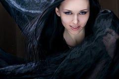 Jong mooi meisje royalty-vrije stock fotografie
