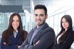 Jong team van zaken Royalty-vrije Stock Foto