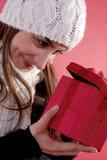 Jong vrouwen openingsheden stock afbeelding