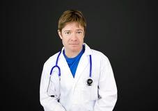 Jonge aantrekkelijke arts stock afbeeldingen
