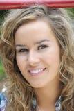 Jonge Aantrekkelijke Vrouw Royalty-vrije Stock Afbeelding