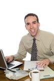 Jonge Advocaat Stock Afbeelding