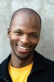 Jonge Afrikaanse mens Royalty-vrije Stock Afbeelding