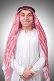 Jonge Arabische mens Royalty-vrije Stock Afbeeldingen