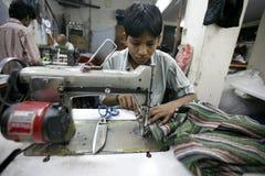 Jonge arbeider Stock Fotografie