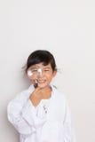 Jonge arts stock fotografie