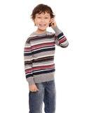 Jonge Aziatische jongen Royalty-vrije Stock Foto's