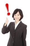 Jonge Aziatische vrouw Royalty-vrije Stock Afbeelding
