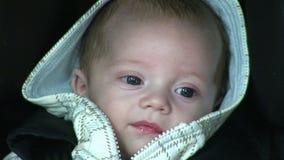 Jonge Baby 9 stock footage