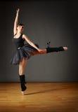 Jonge ballerina Royalty-vrije Stock Fotografie
