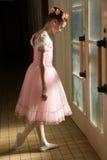 Jonge ballerina Royalty-vrije Stock Foto's