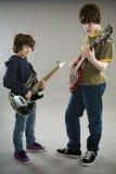 Jonge band Stock Foto