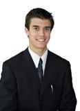 Jonge BedrijfsMens Stock Fotografie